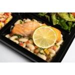 Florent Garrat Traiteur livraison plateau repas avec poisson Pêcheur